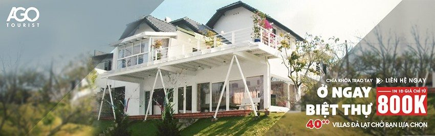 Xem ngay 40+ villa tốt nhất ở Đà Lạt