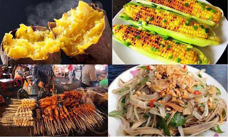 Ăn gì ở chợ đêm Đà Lạt, hồ Xuân Hương