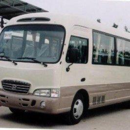 Bảng giá cho thuê xe du lịch Đà Lạt từ 4-29 chỗ