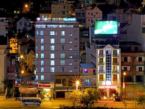 Khách sạn gold dream ở Đà Lạt