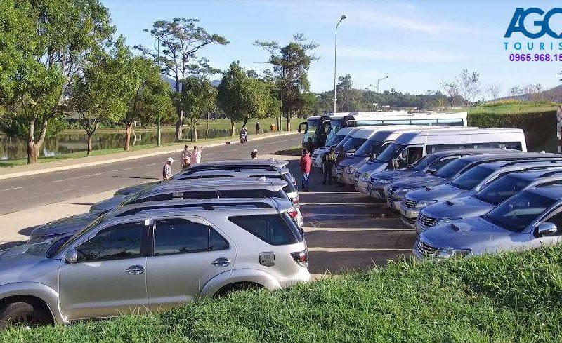 Chuyên cho thuê xe oto du lịch tại Đà Lạt