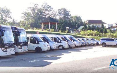 dịch vụ cho thuê xe ô tô du lịch Đà Lạt