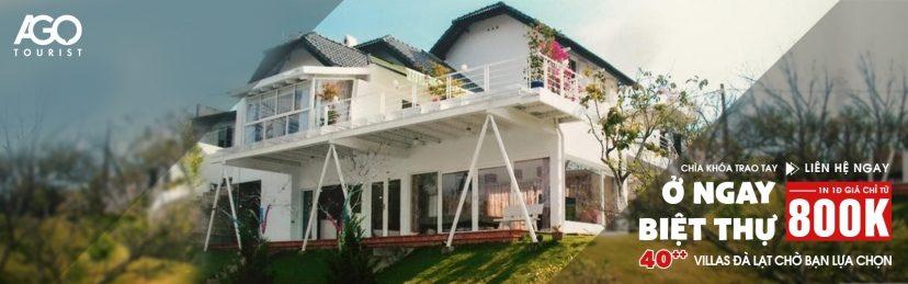 Chuyên cho thuê villa biệt thự nguyên căn Đà Lạt