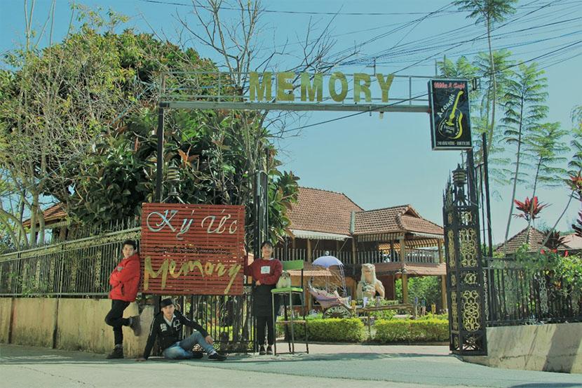 Quán cafe nhạc Trịnh Acoustic Memory Đà Lạt