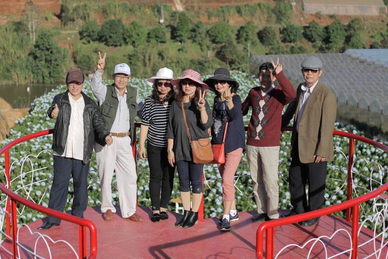 Chương trình tour du lịch 1 ngày ở Đà Lạt