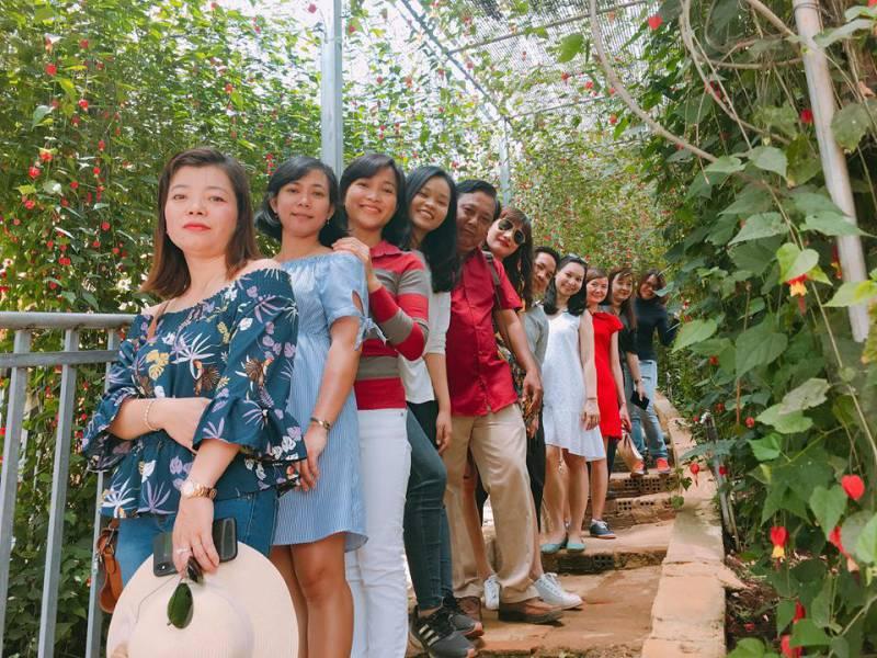 Tour Đà Lạt 1 ngày tham quan làng sau sinh học Vạn Thành