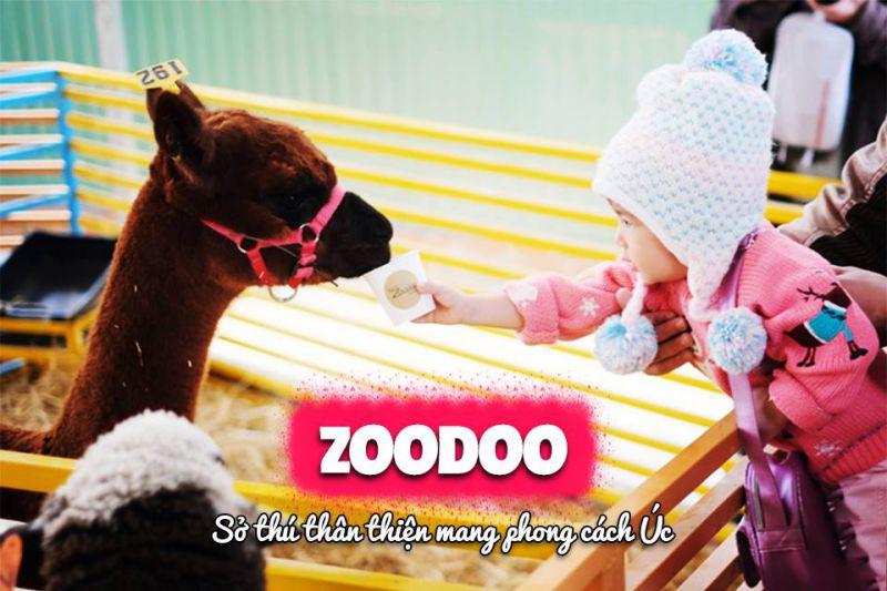 Sở thú zoodoo ở đà lạt