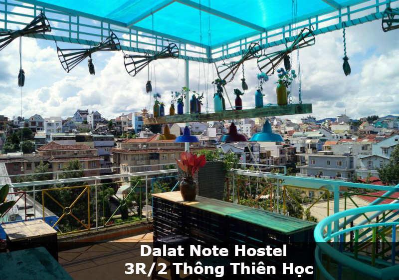 Hostel chất cho tín đồ mê du lịch tại Đà Lạt