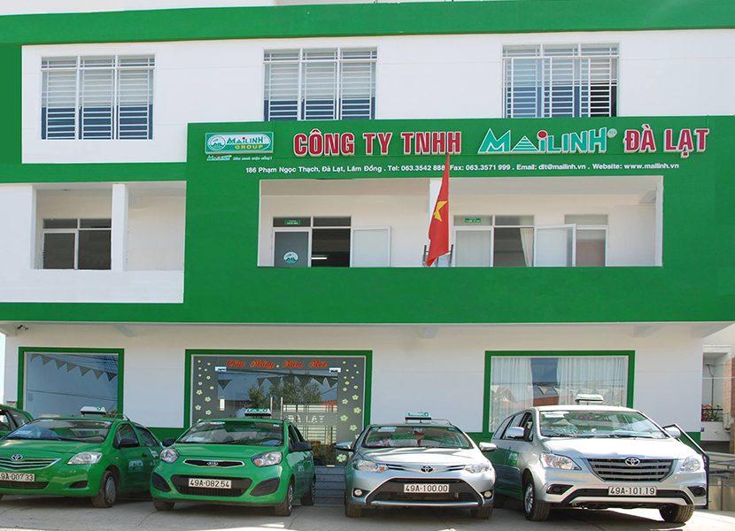 Số taxi Mai Linh Đà Lạt