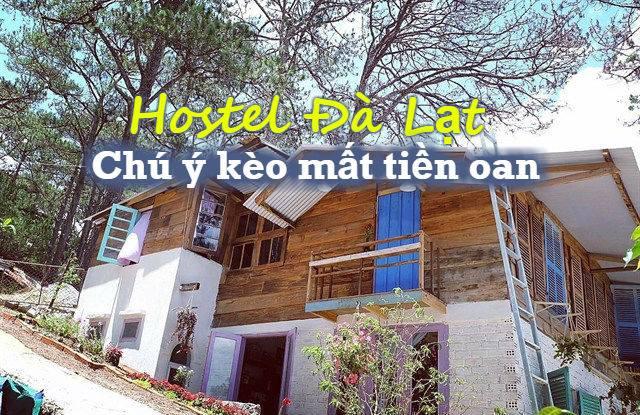 Đánh giá hostel ở đà lạt