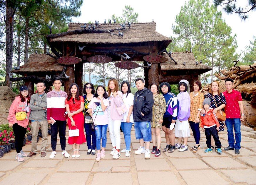 Tour đi Đà Lạt 3 ngày 2 đêm