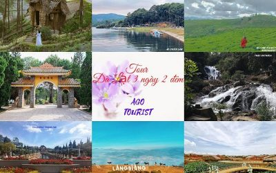 Tour du lịch Đà Lạt 3 ngày 2 đêm