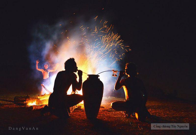 Chương trình giao lưu văn hóa cồng chiêng đà lạt 3 ngày 2 đêm