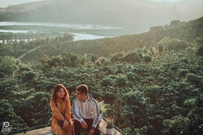 Tour Cà phê Mê Linh Đà Lạt
