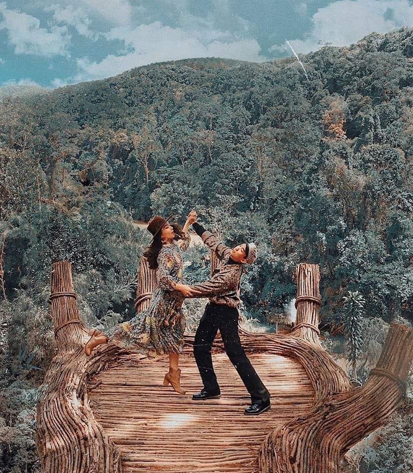 Tour đi Hoa Sơn Điền Trang một ngày