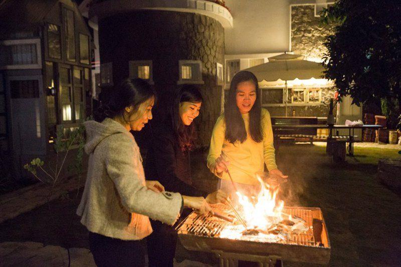 BBQ cùng Là Nhà homestay Đà Lạt