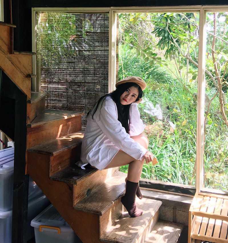 Không gian siêu lãng mạn dành cho khách tai Le Bleu homestay ở Đà Lạt