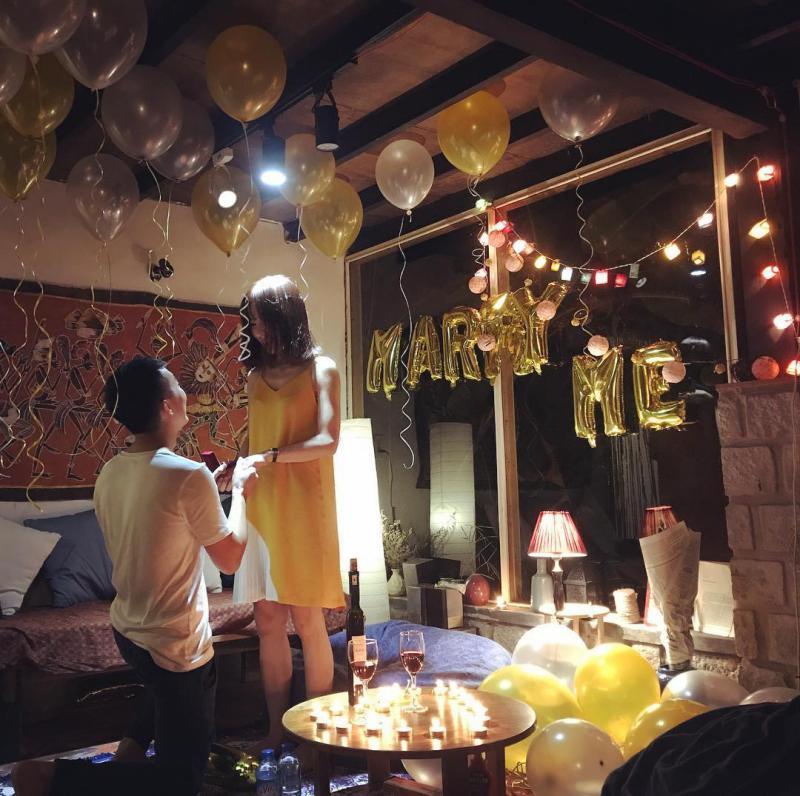 Cuộc sống siêu lãng mạn ở tại Le Bleu homestay Đà Lạt