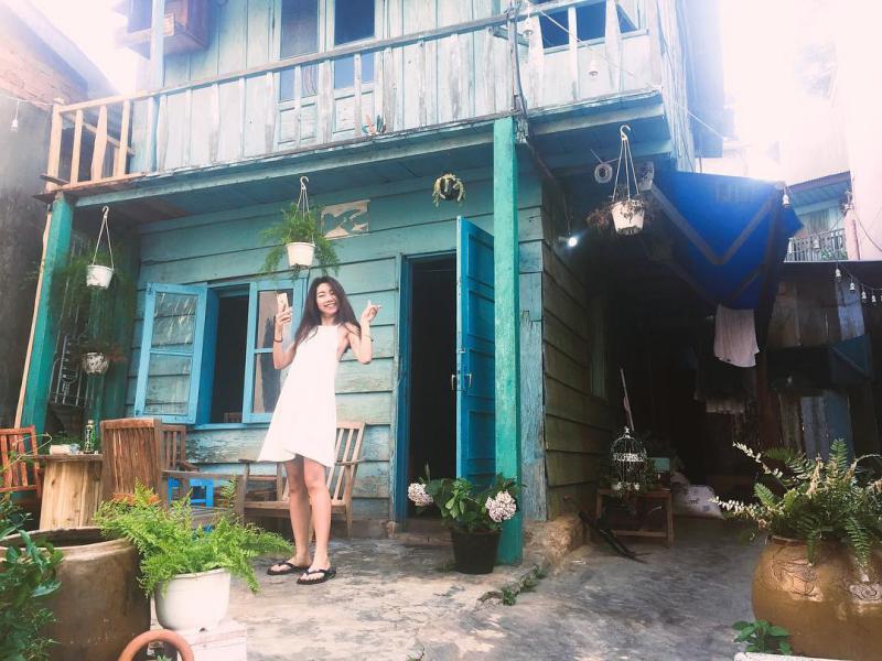 Hãy cùng tận hưởng sự lãng mạn tại Le Bleu homestay Đà lạt Lâm Đồng