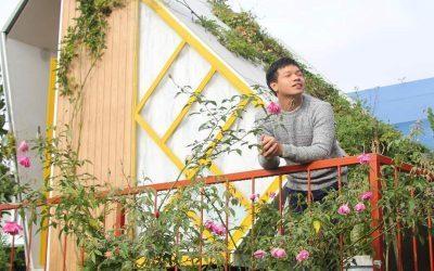 Hít thở không khí trong lành tại Legume homestay ở Đà Lạt