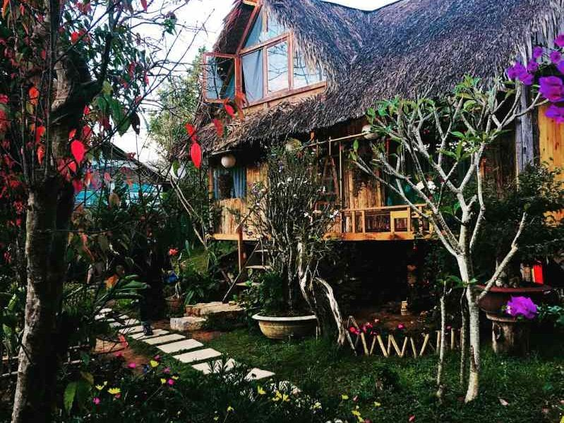 Review củi homestay Đà Lạt