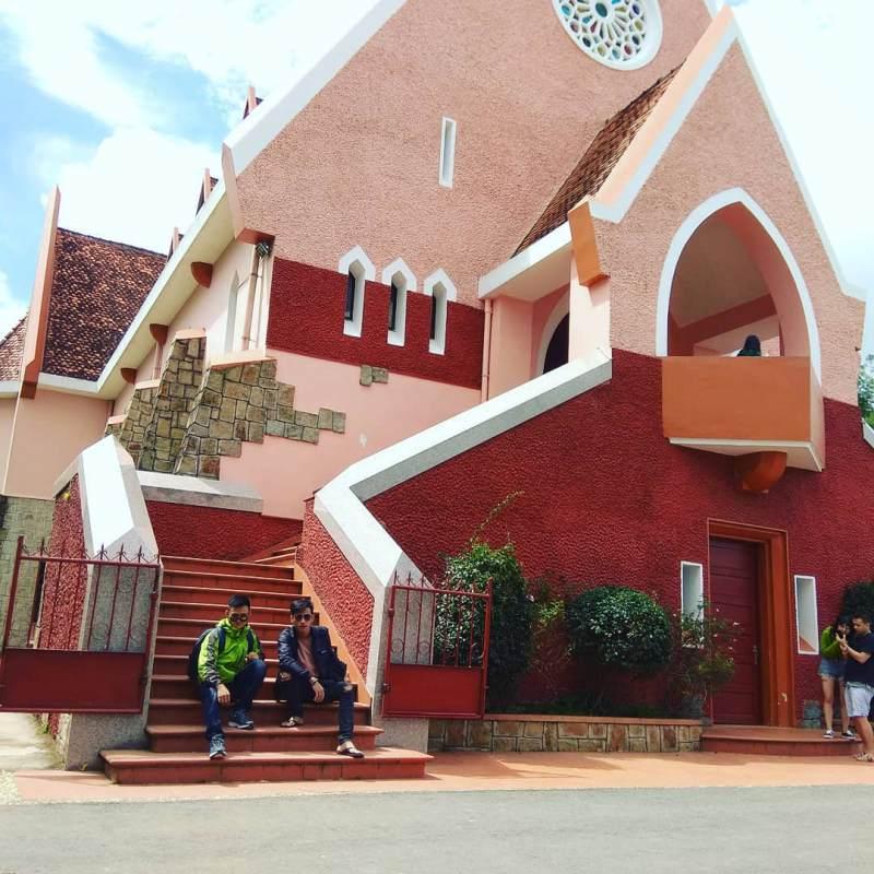 Địa chỉ nhà thờ Domaine Đà Lạt