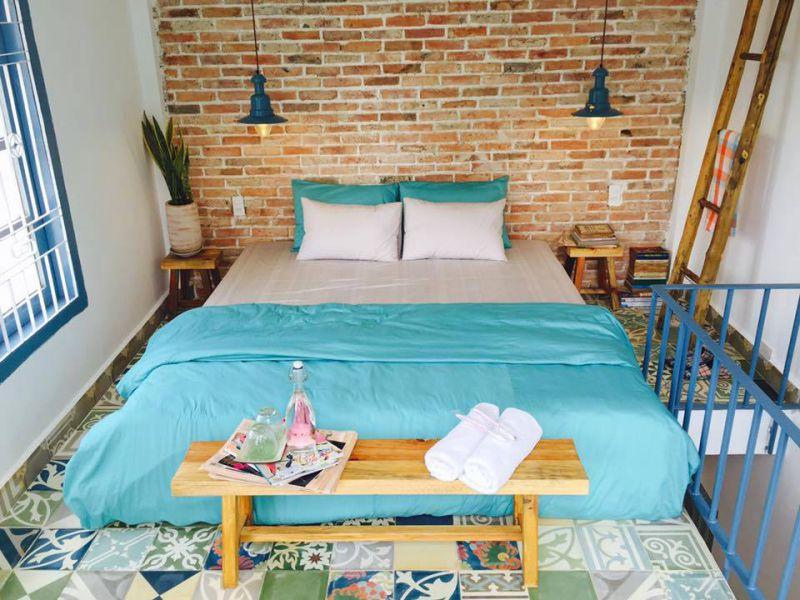 Phòng ngủ của Là Nhà homestay Đà Lạt