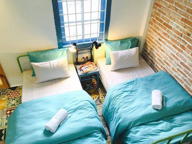 Phòng ngủ dễ thương của Là Nhà homestay Đà Lạt