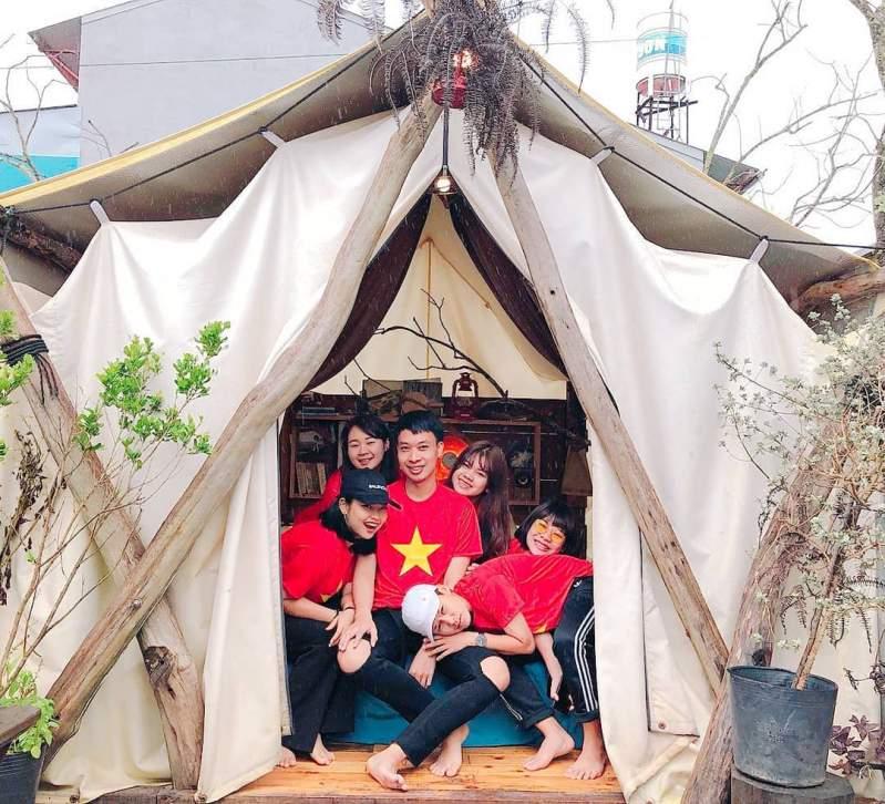 Tín đồ lãng mạn săn đón The Shelter homestay TP Đà lạt