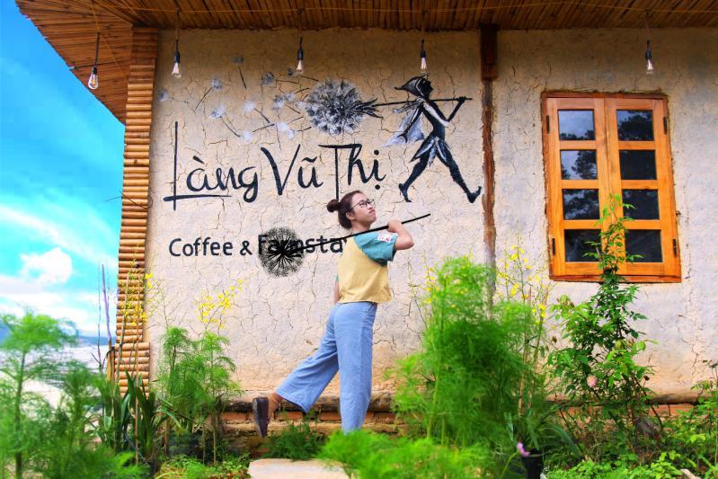làng vũ thị ở Đà Lạt