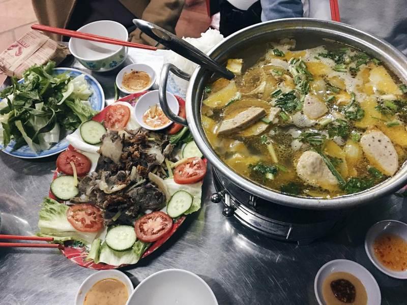 Ngoài lẩu bò Thanh Tâm còn rất nhiều món ăn ngon khác