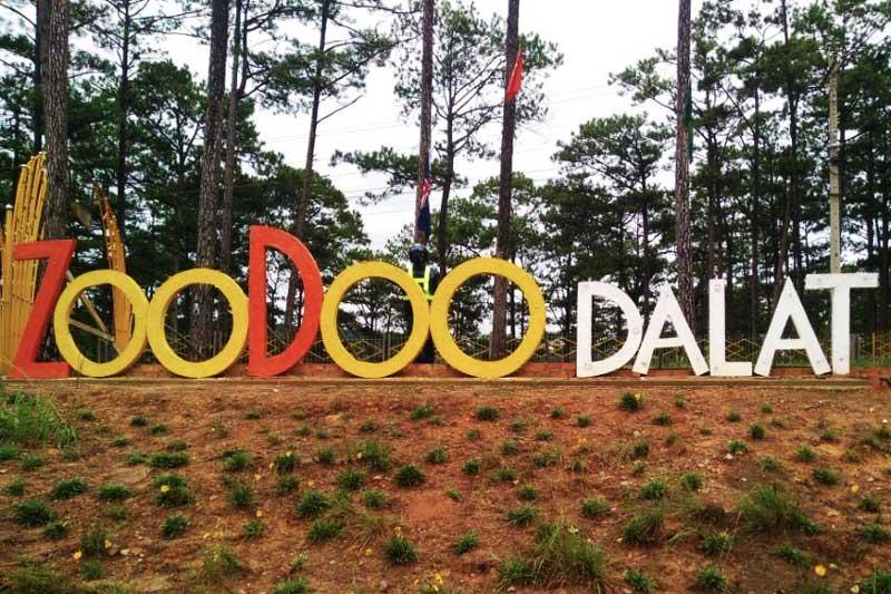 Zoodoo wildlife park tour - tour zoodoo đà lạt