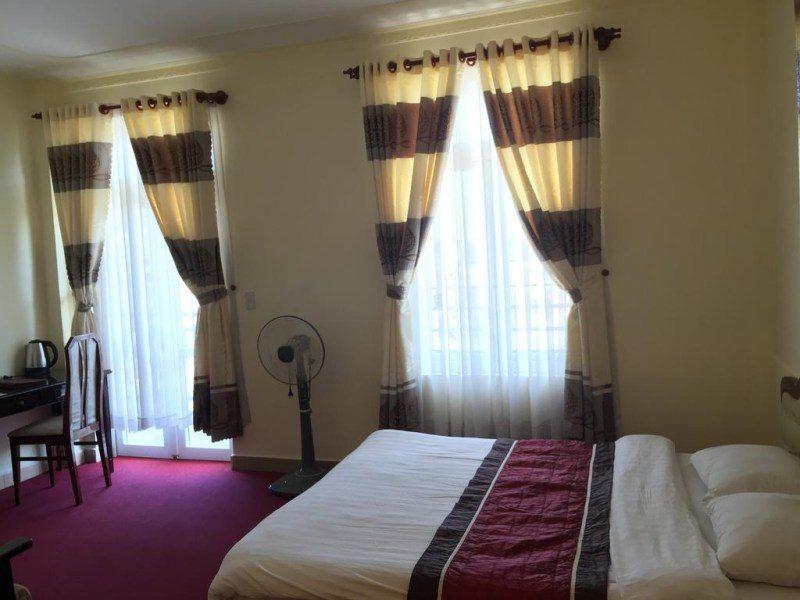Khách sạn gần chợ giá rẻ 2 sao ở tp Đà Lạt