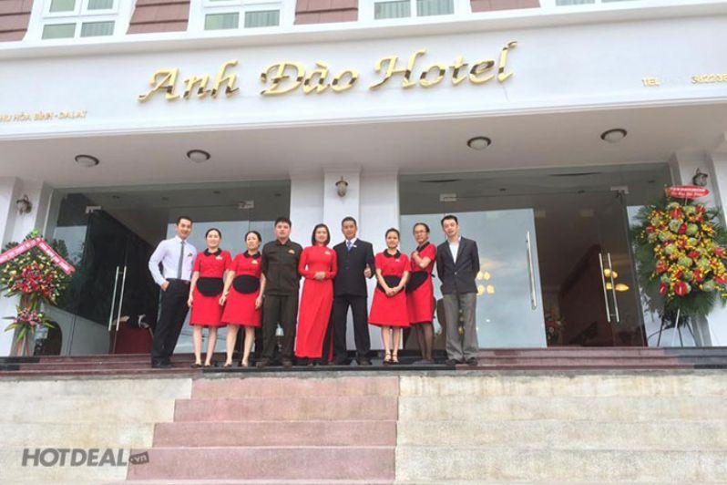 Khách sạn Anh Đào ở thành phố Đà Lạt