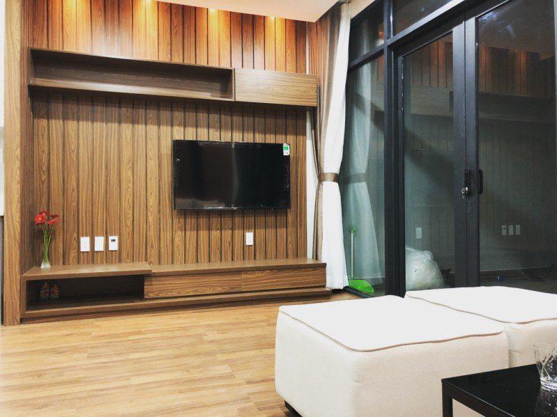 Không gian yên tĩnh và thư giãn ở bên trong Dalat Center House