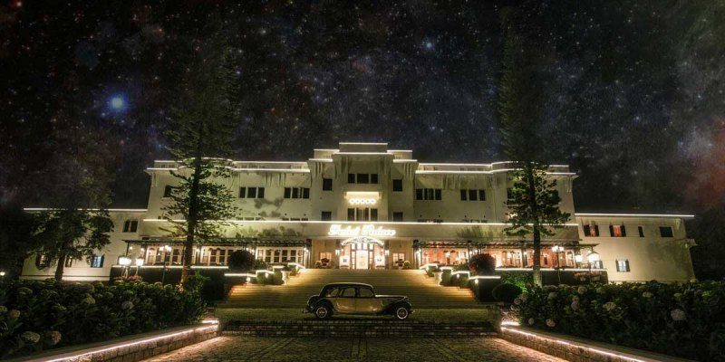 Khách sạn Dalat Palace Henritage Luxury