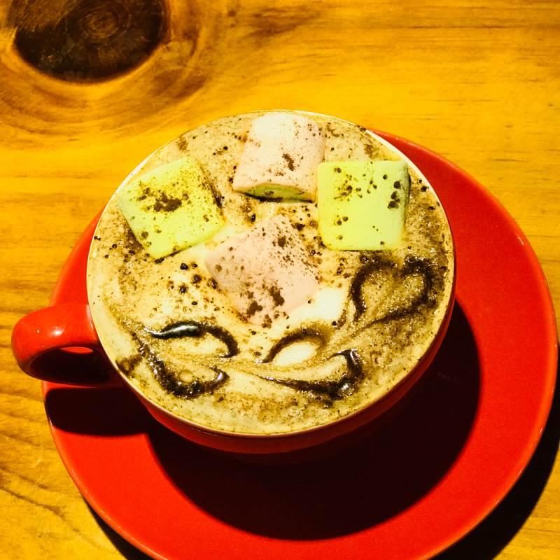 Đồ uống tại Up Coffee ở Đà Lạt