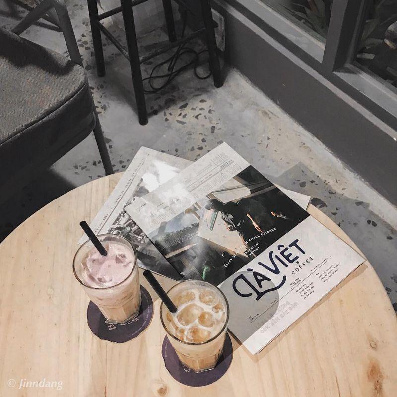 Là Viêt Coffee - Nơi khơi nguồn mọi xúc cảm tốt