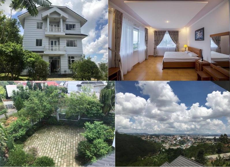 Hoa Quỳnh 2 - Villa nghỉ dưỡng Đà Lạt đẹp