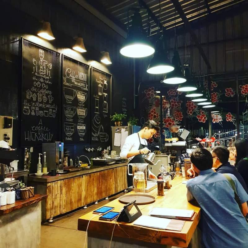 Là Viêt Coffee - Địa điểm thưởng thức cà phê Tây Nguyên hàng đầu tp Đà Lạt