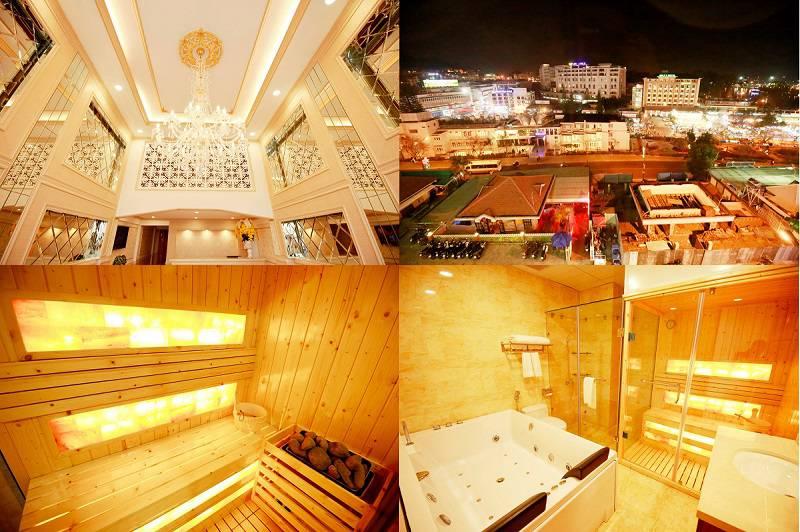 Khách sạn Kim Hòa Đà Lạt có nội thất sang trọng và dịch vụ cực tốt