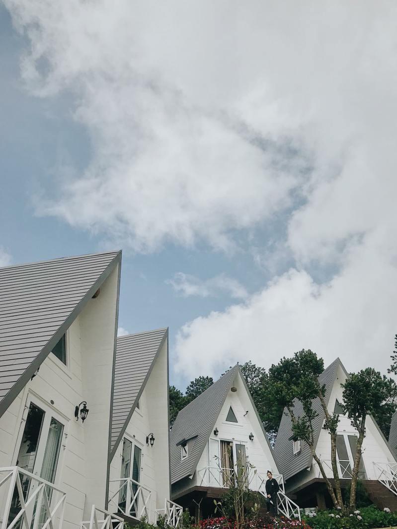 Lâm Phượng Các Hill homestay ở Đà Lạt thật sự là một homestay đẹp và chất lượng cho bạn cùng gia đình