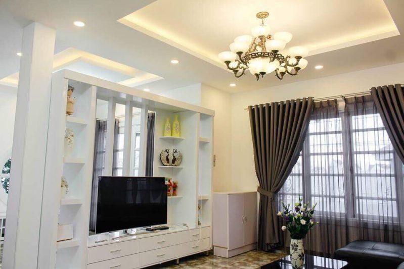 Không gian nội thất cùng tiện nghi bên trong Mai Xuân Thưởng Villa ở tp Đà Lạt