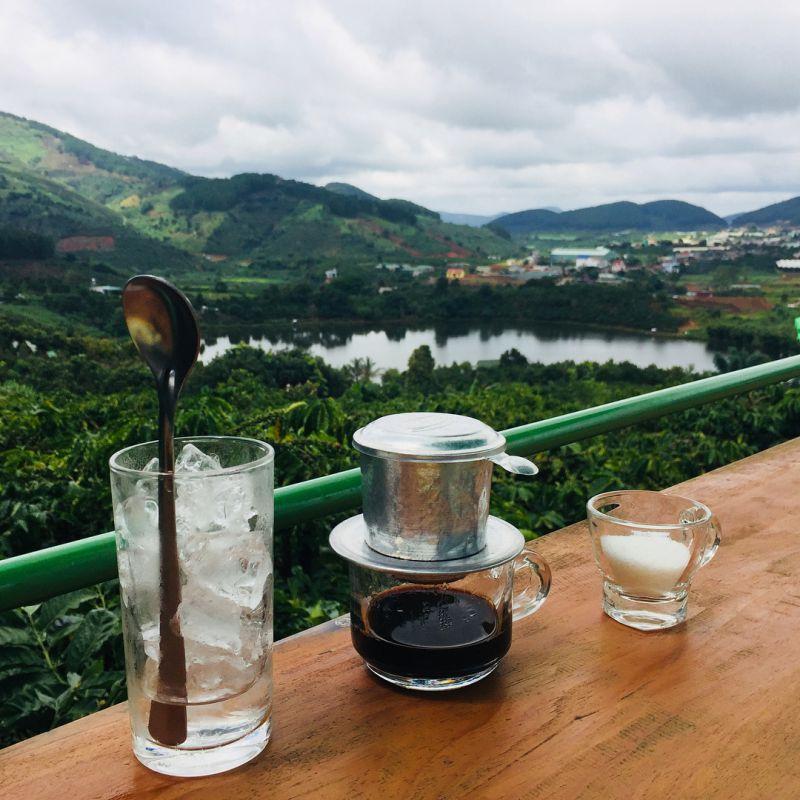 Quán Mê Linh Cafe Garden, quán cafe đẹp ở Đà Lạt, Lâm Đồng
