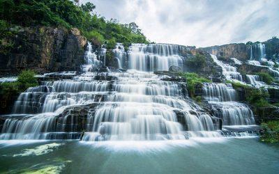 Thác Pongour - Nam Thiên đệ nhất thác - tour thác pongour