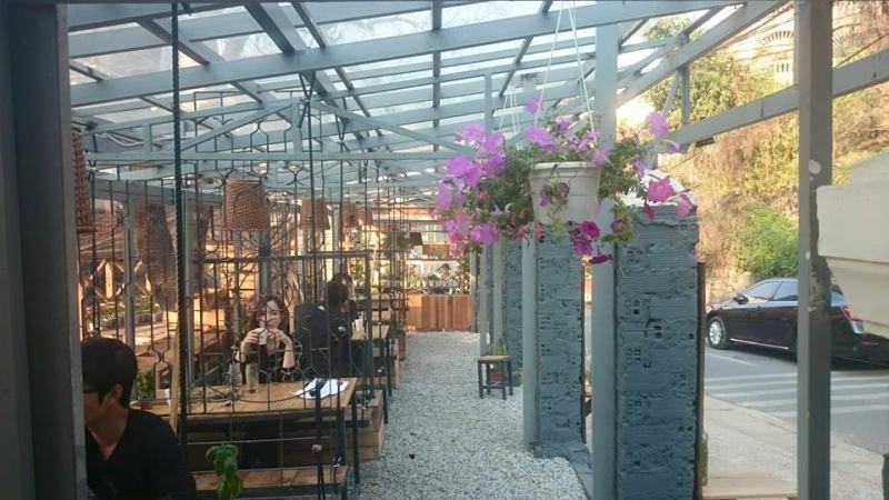 Một góc nhỏ của An Cafe ở Đà Lạt