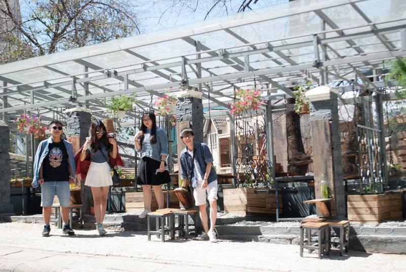 Quán An Cafe ở Đà Lạt - một địa điểm lý tưởng để hội họp cùng bạn bè