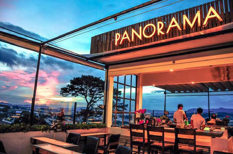 Quán Panorama Coffee - Một địa chỉ cà phê cực đẹp