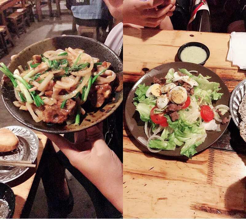 Đồ ăn tại quán nướng Chu ở Đà Lạt ngon nổi tiếng nhất