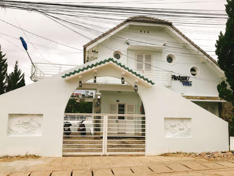 Sen Villa ở Đà Lạt